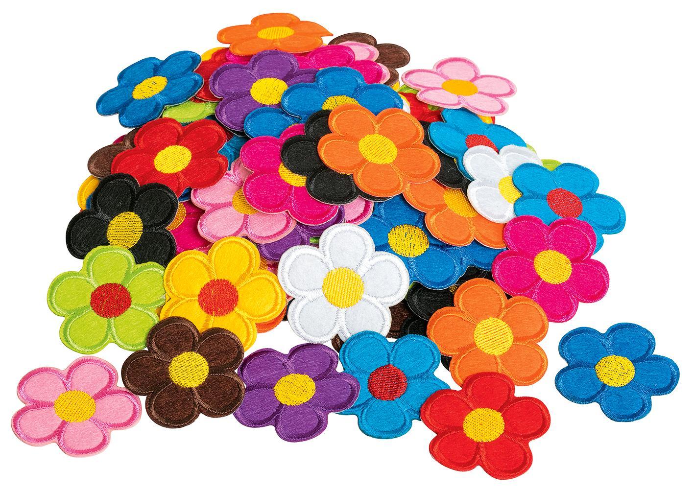 120 applications repasser m lange de fleurs gros acheteurs vbs loisirs cr atifs vbs hobby. Black Bedroom Furniture Sets. Home Design Ideas