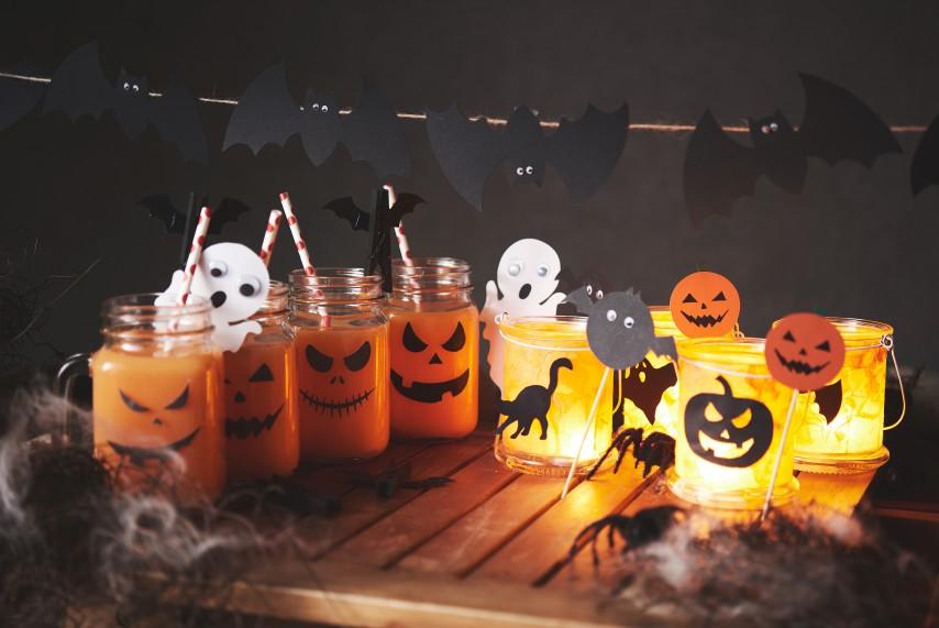 Décorations terrifiantes pour soirée d Halloween réussie  88d7847df54