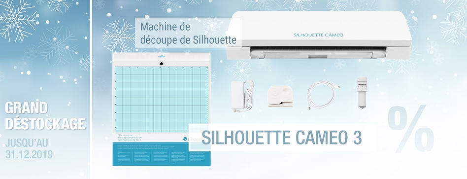 Aktion Silhouette Cameo 3
