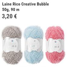 Laine Rico Creative Bubble
