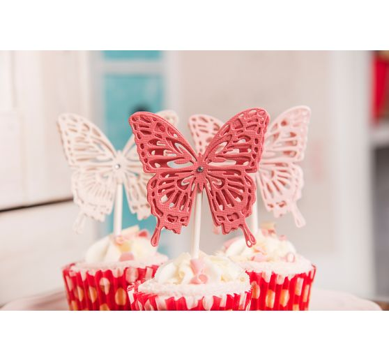 Gabarit d'estampe Sizzix Thinlits « Intricate Wings »