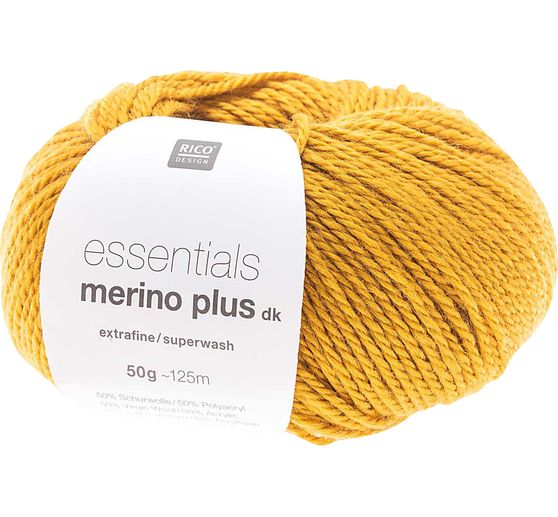 Laine Rico Design Essentials Merino Plus dk, 50 g