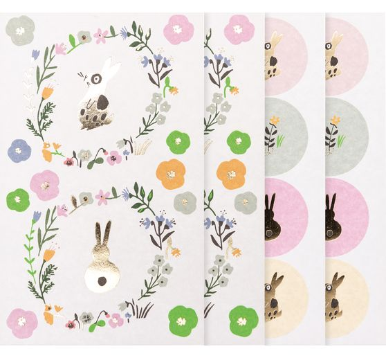 Stickers « Easter Bunny »