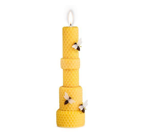 Plaques alv/éol/ées en cire d?abeille