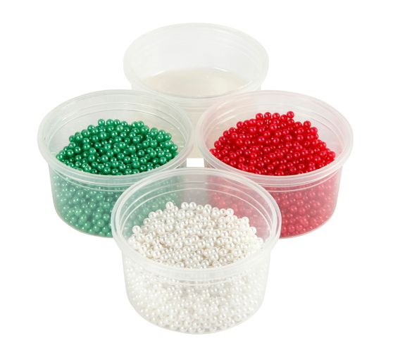 Set de Pearl Clay, 3 x 25 g + 1 x 38 g
