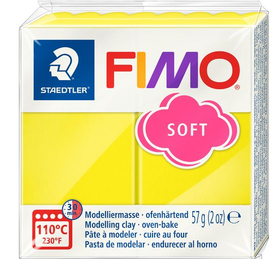 FIMO Soft - Couleurs de base, 57 g