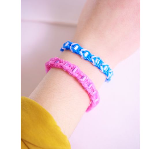 Set débutant Loom Bands, 600 pc.+ acc.