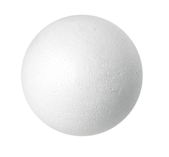 Boules en polystyrène diamètre 10cm nombre au choix