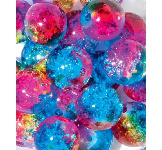 Perles scintillantes, 20 pc.