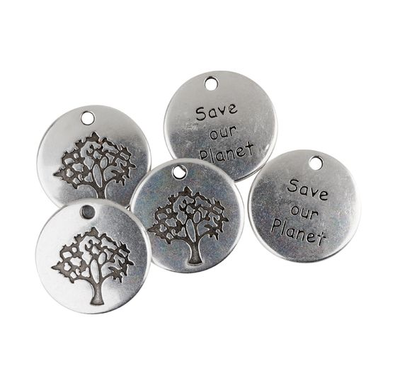 Pendentifs VBS « Save our Planet »