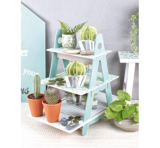 etag re en escalier pour plantes pices etc. Black Bedroom Furniture Sets. Home Design Ideas