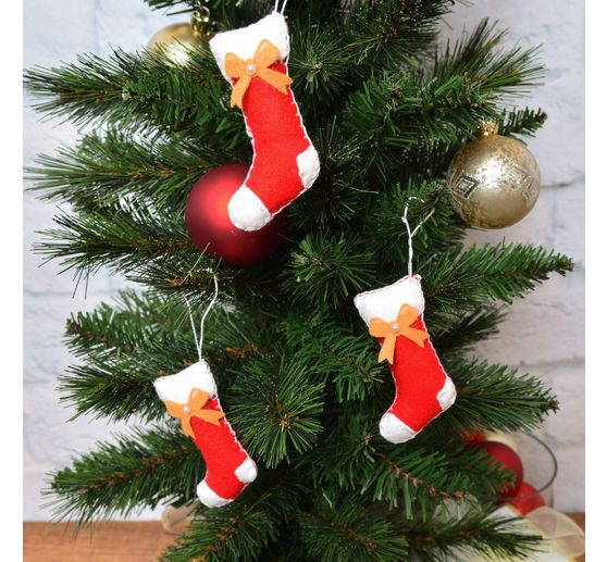Gabarit d'estampe Sizzix Thinlits « Christmas Stocking by Sophie Guilar »