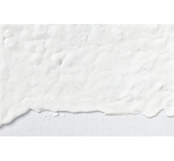 p te pour neige 150 g blanche effet paillet loisirs. Black Bedroom Furniture Sets. Home Design Ideas