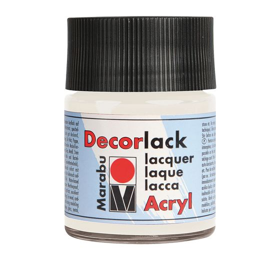 Marabu Decorlack, 50 ml