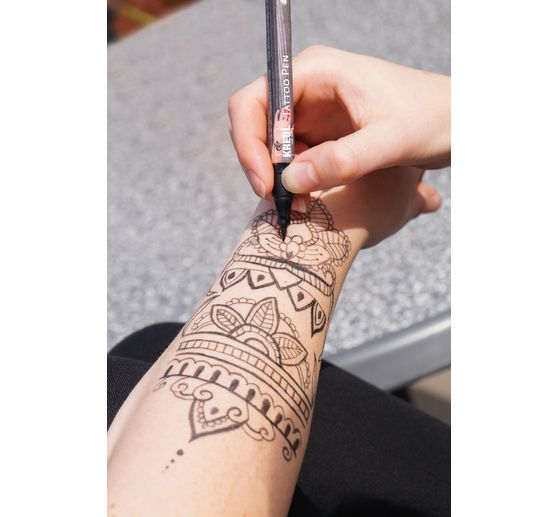 Tatoo Pen Kreul « Tribals », set de 6 pc.